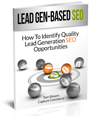 Lead Gen-based SEO Cover