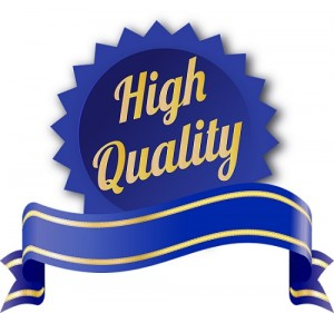 Seal of high quality