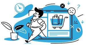 Shopping cart abandonment analysis